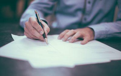 Schuldigerkenning uit vrijgevigheid: schenken op papier