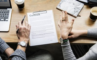 Slim contracteren – Deel 4: checklist contract