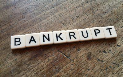 Openstaande factuur – Deel 3: wat kan ik nog als mijn klant failliet gaat?